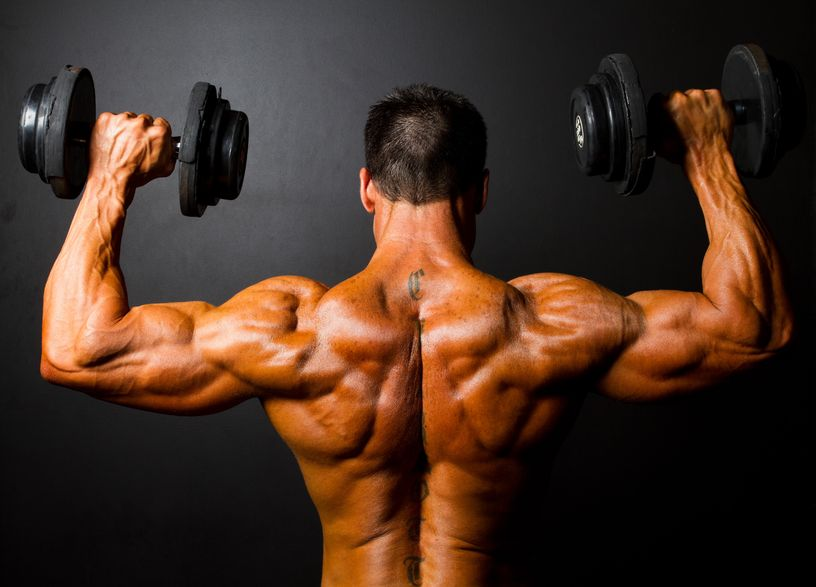 5 Helpful Combinations To Mix 2 Major Muscle Groups – Shoulders and Legs