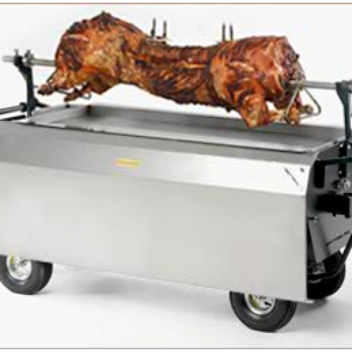 3 Good Reasons To Hire A Hog Roast Machine