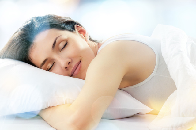 Having A Good Sleep Helps Us Stay In Shape
