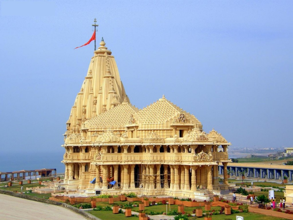 Somnath, The Quint Holy Town Of Lord Shiva
