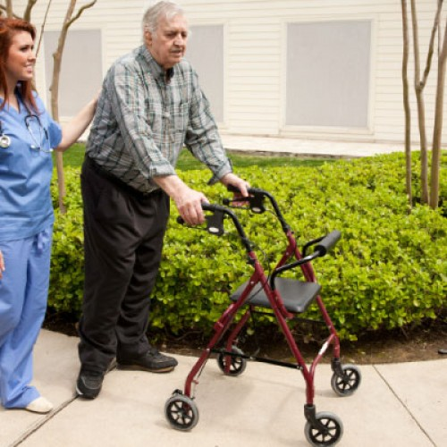 The Importance Of Making Sure Your Elderly Loved Ones Have Walkers