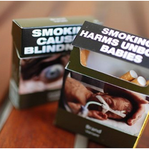 World No Tobacco Day Brings New Focus On Plain Tobacco Packaging