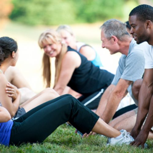 Tips On Surviving Your First Fitness Bootcamp