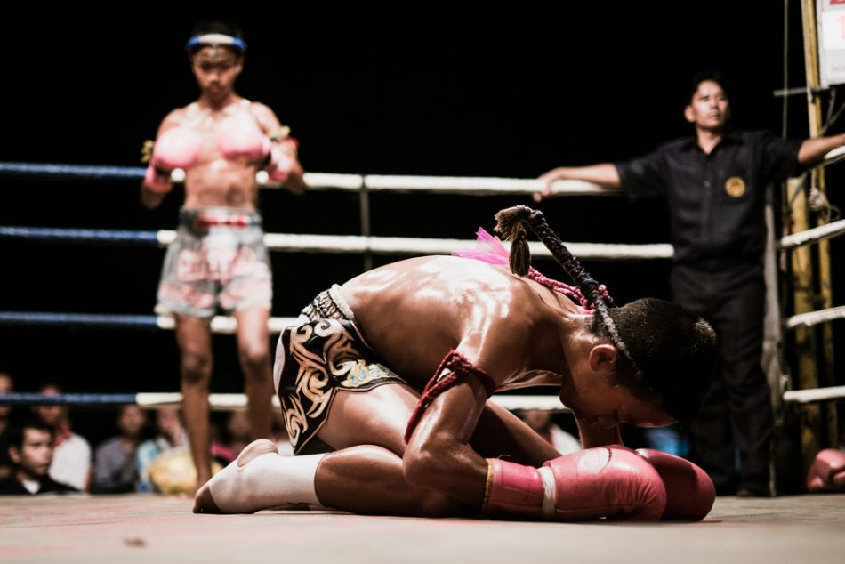 Muay Thai For Your Body Fitness