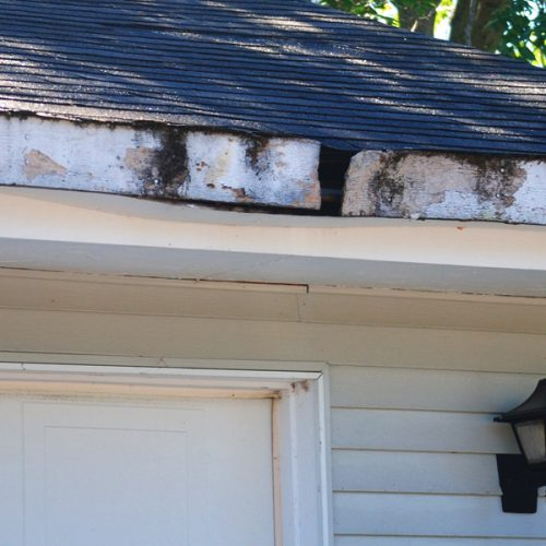 What Are The Signs Of A Clogged Gutter