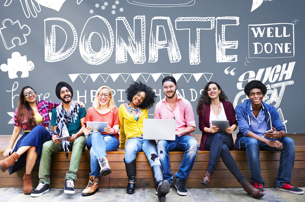 Top Reasons to Give to Charities