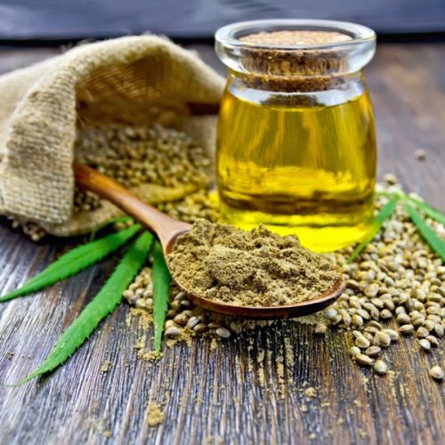 Things You Can Do with Hemp Oil