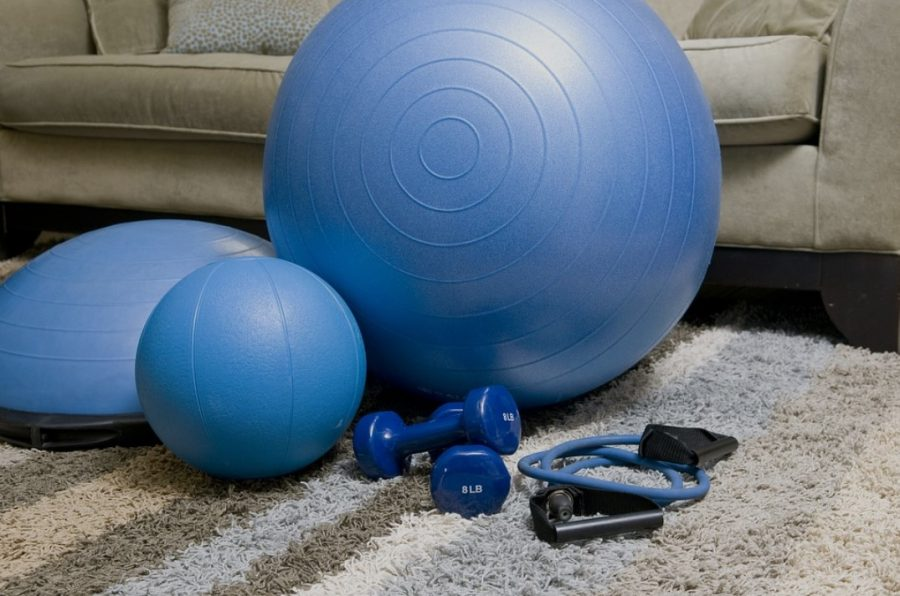 How To Set Up Your Own Home Gym Space