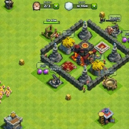 COC Cheats Service For Clash Of Clans To Get Gems and Gold