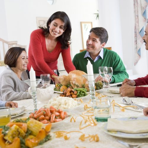 Food Ideas You Should Remember While Meeting The Parents For The First Time For Dinner