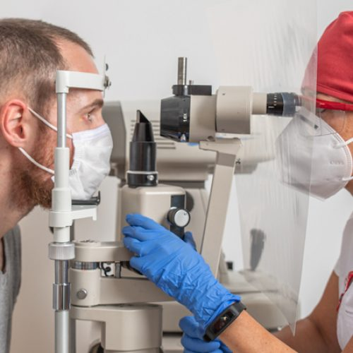 How Has Getting An Optometrist Appointment Changed Due To COVID?
